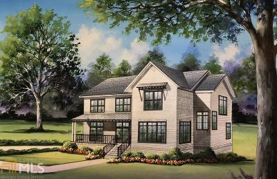 Atlanta Single Family Home Back On Market: 836 Marstevan Dr