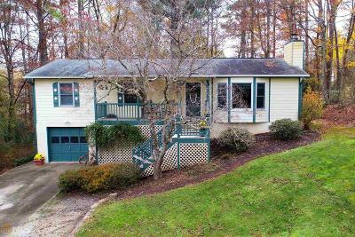 Powder Springs Single Family Home For Sale: 4928 Lewis Rd
