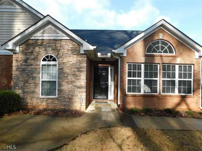 Powder Springs Condo/Townhouse For Sale: 4825 Shae Ct