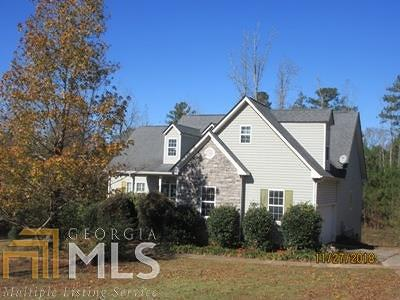 Milner Single Family Home For Sale: 240 Country Brown Ln