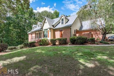 Douglasville Single Family Home New: 6035 Hemlock Ct