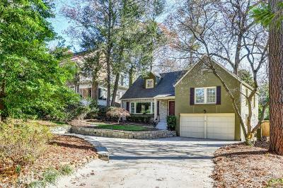 Dekalb County Single Family Home New: 1397 Briarcliff Rd