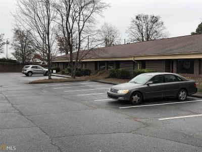 Roswell Commercial Lease New: 11205 Alpharetta Hwy #A7