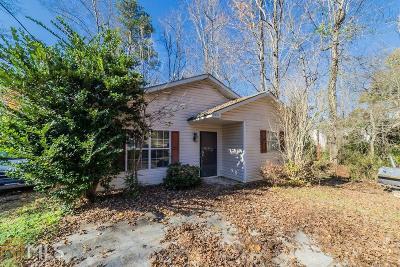 Clayton County Single Family Home New: 7951 Trinity Park Dr