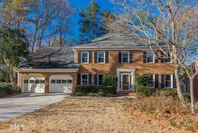 Acworth Single Family Home New: 5115 Verbena Dr