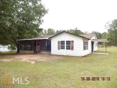 Griffin Single Family Home New: 1660 Hemphill Rd