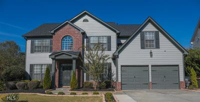 Dacula Single Family Home New: 2908 Belfaire Lake Dr