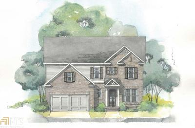 Buford Single Family Home New: 3525 Reed Mill Rd