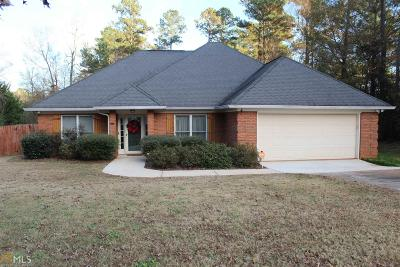 Troup County Single Family Home Under Contract: 610 Youngs Mill Rd