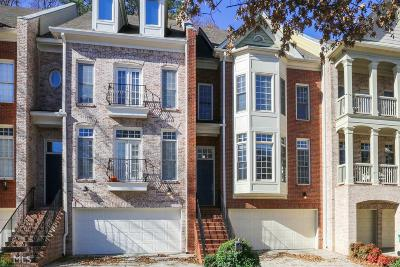 Dekalb County Condo/Townhouse New: 1434 Wembley Ct