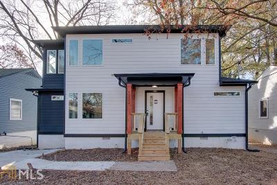 Single Family Home Sold: 1322 Lyle Ave