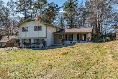 Decatur Single Family Home New: 3157 E Chapel Cir #03