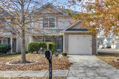 Clayton County Single Family Home New: 1879 Roble Drive
