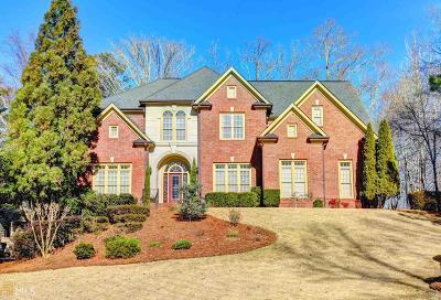 Suwanee Single Family Home New: 4325 Laurel Grove Trce