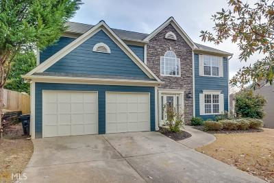 Suwanee Single Family Home New: 542 Staghorn Ln