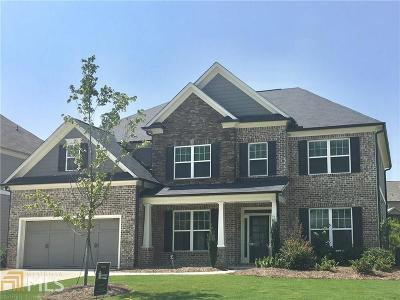 Gwinnett County Single Family Home New: 3574 Reed Mill Dr