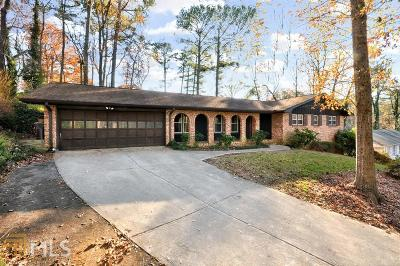 Dekalb County Single Family Home New: 2700 Regency Dr E