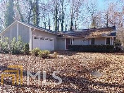 Jonesboro Single Family Home New: 8281 Dawn Dr