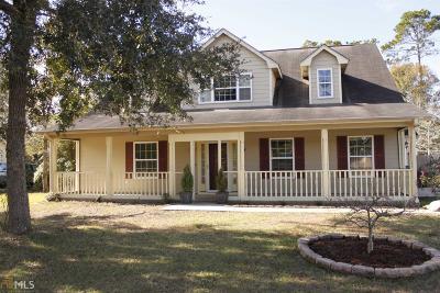 Camden County Single Family Home New: 111 N Deals Cir