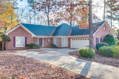 Conyers Single Family Home New: 2291 Wren Rd