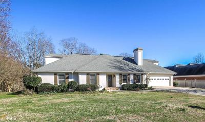 Gainesville Single Family Home New: 3430 Clarks Bridge Xing