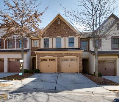 Norcross Condo/Townhouse Under Contract: 4994 Berkeley Oak Dr