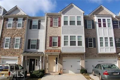 Kennesaw GA Condo/Townhouse New: $214,900