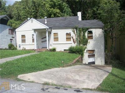 Fulton County Single Family Home New: 20 S Eugenia Pl