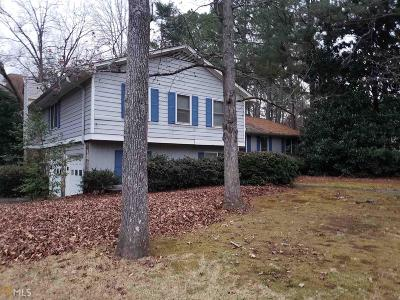 Dekalb County Single Family Home Under Contract: 4600 Brunning Ct