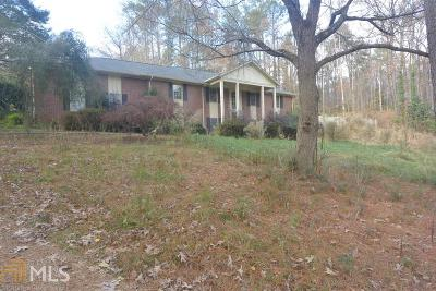 Roswell Single Family Home New: 10720 Shallowford Rd