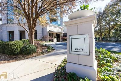 Gallery Condo/Townhouse Under Contract: 2795 Peachtree Rd #2508