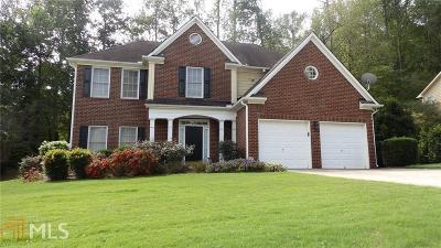 Marietta Single Family Home New: 2092 Fairport