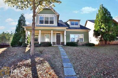 Newnan Single Family Home New: 121 Macalester