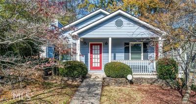 Atlanta Single Family Home New: 777 Antone St