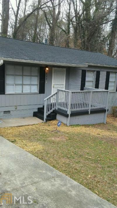Fulton County Single Family Home New: 830 Mercury