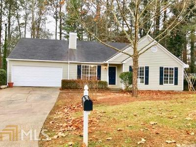 Kennesaw GA Single Family Home Under Contract: $209,000