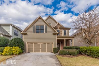 Woodstock Single Family Home New: 142 Cornerstone Pl