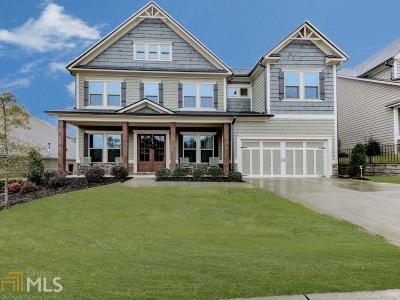 Canton Single Family Home New: 314 Woodridge Pass