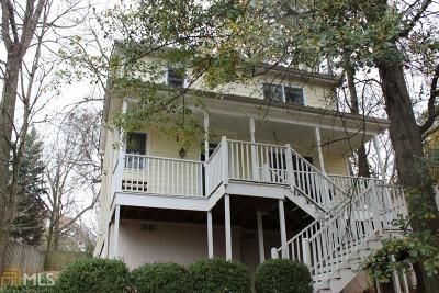 Atlanta Single Family Home New: 2666 W Main St