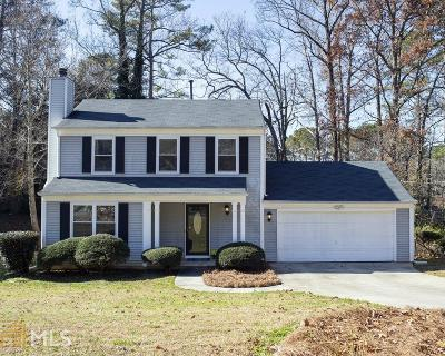 Alpharetta Single Family Home New: 10350 Rillridge Ct