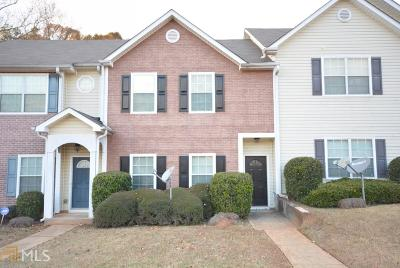 Clayton County Condo/Townhouse New: 7647 Commerce Ct