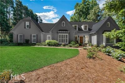 Marietta Single Family Home New: 4046 River Ridge Chase