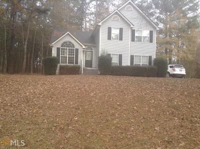 Newnan GA Single Family Home New: $190,000