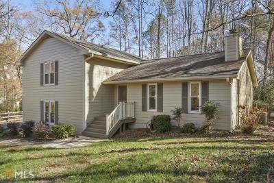 Marietta Single Family Home Under Contract: 2247 Yarmouth Pl