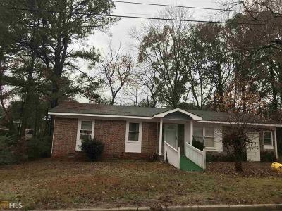 Newnan GA Single Family Home New: $64,900