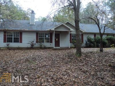 Newnan GA Single Family Home New: $104,000