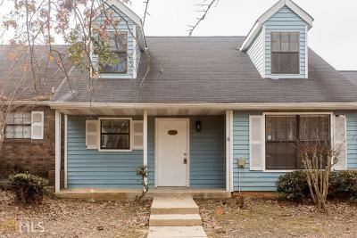 Clayton County Condo/Townhouse New: 5413 Park Pl