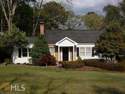 Dekalb County Single Family Home New: 2933 Redding Rd