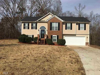 Winder Single Family Home New: 845 Brandon Dr