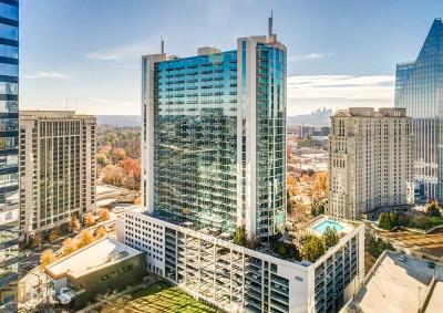 Realm Condo/Townhouse For Sale: 3324 Peachtree Rd #2306